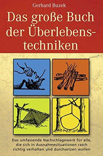 Survival Buch, Survival Guide, Survival Guide Deutsch, Survival Bücher, Überlebenstechniken, Survival E Book