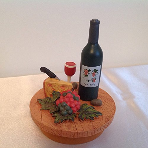 Yankee Candle Wine & Cheese Jar Topper (Yankee Candle Cheese compare prices)