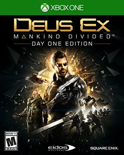 Deus Ex Mankind Divided Xbox