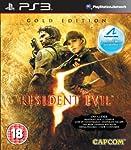 Resident Evil 5 Gold Edition (PS3) (輸入版)