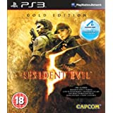 Resident Evil: Gold - Move Edition (PS3)by Capcom