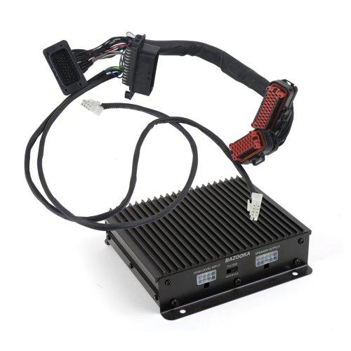 Bazooka MC-HD-AMK 4-Channel Harley Amplifier Kit