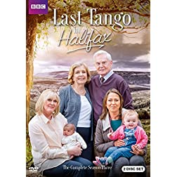 Last Tango in Halifax Season 3