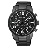 Citizen Analog Black Dial Men's Watch - AN8055-57E