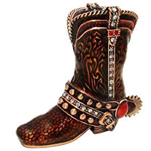 GIRL COWBOY BOOTS WITH SPURS
