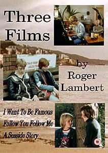 Three Films by Roger Lambert