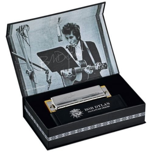 HOHNER, Armónica Bob Dylan Serie Do Mayor 7966-X