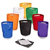 Apollo Horticulture 5 Gallon 8-Bag Herbal Ice Bubble Hash Bag Essence Extractor Kit