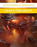 Character Sheets:Dungeons & Dragons: 100 Pages (D&D Accessory)