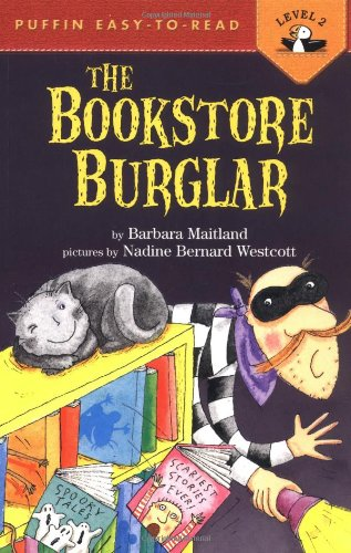 The Bookstore Burglar (Easy-to-Read, Puffin)