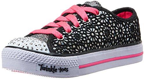 Youth Skechers Glitter Days Sneaker