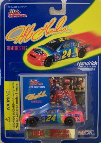 Signature Series 1:64 Scale, Jeff Gordon