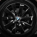 Original BMW Alufelge 3er F30-F31 V-Speiche 413 schwarz in 17 Zoll