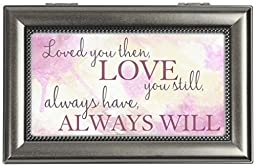 Carson Home Accents Music Box, Loved You Then