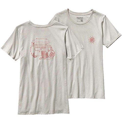 パタゴニア サーフバンコットンクルーTシャツ