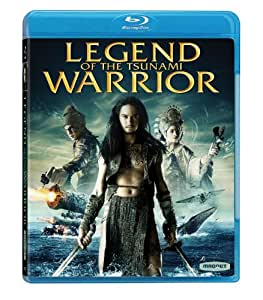 Legend of the Tsunami Warrior [Blu-ray]