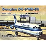 Title: Douglas DC9MD80 At the Gate No 1by Jodie Peeler