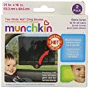 Munchkin Two White Hot Cling Shades