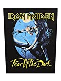 IRON MAIDEN RANA1CKENAUFN?HER / BACKPATCH #5 FEAR OF THE DARK By IRON MAIDEN (0001-01-01)