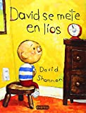 img - for David se mete en lios / David Gets in Trouble (Spanish Edition) book / textbook / text book