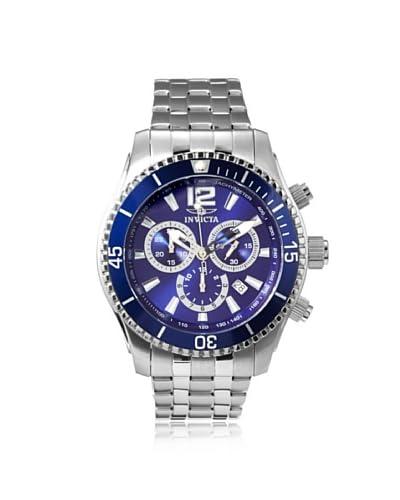 Invicta Men's 0620 Invicta II Blue Stainless Steel Watch