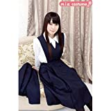 大阪信愛女学院高校 冬服 ボレロセット サイズ:M