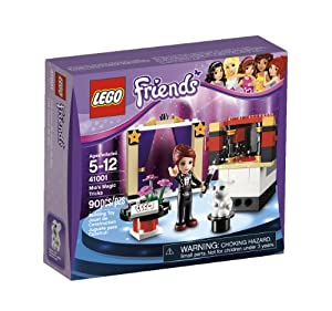 LEGO Friends Mia Magic Tricks 41001