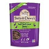 Stella & Chewys Duck Duck Goose Freeze-Dried Dinner