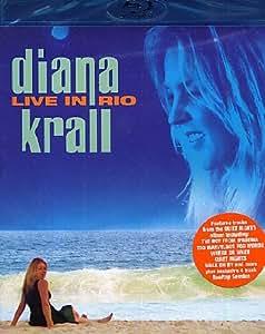 Krall, Diana - Live in Rio [Blu-ray]