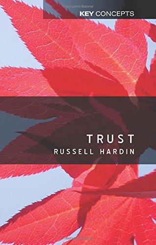 Trust (Key Concepts)