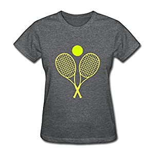Tennis Ball T-Shirts For Women,Vintage T Shirt