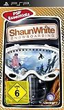 echange, troc Shaun White Snowboarding [Essentials] [import allemand]