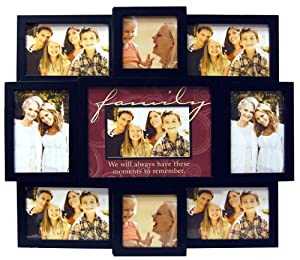Amazon.com - Haven Family Multi Level Collage Frame