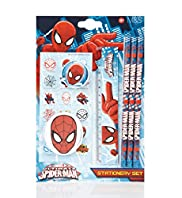 Ultimate Spider-Man Stationery Set