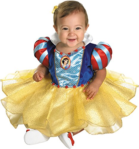 Morris Costumes Baby-Girl's SNOW WHITE INFANT 12-18MOS.