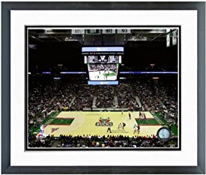 Milwaukee Bucks Bradley Center NBA Photo (Size: 22.5 x 26.5) Framed by NBA