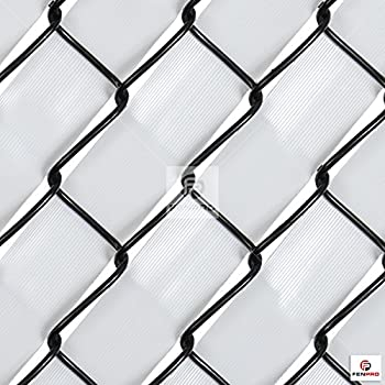 Chain Link Fence Weave (Arctic White)