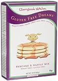 Cherrybrook Kitchen Gluten Free Dreams, Pancake & Waffle Mix, 18-Ounce Boxes (Pack of 6)