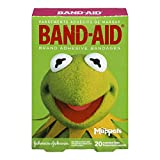 Band-Aid Brand Adhesive Bandages, The Muppets, Assorted 20 Count (Pack of 3)