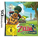 "The Legend of Zelda: Spirit Tracksvon ""Nintendo"""