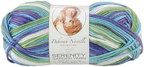 Premier Yarns Deborah Norville Collection Serenity Garden Yarn Sea