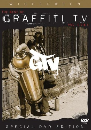 Graffiti TV - The Best of Volumes 1, 2 And 3 [2007] [DVD]