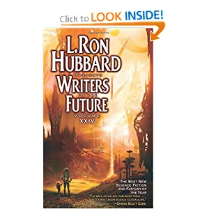 L. Ron Hubbard Presents Writers of the Future, Vol. 24 by