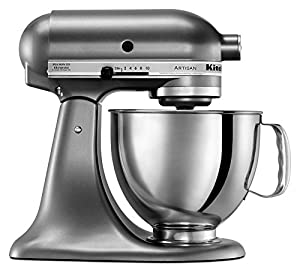 mixer 5 quart liquid graphite electric stand mixers kitchen