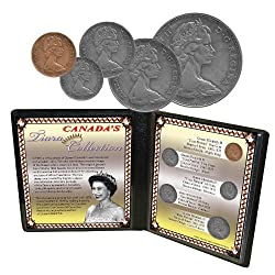 Canada's Tiara Coin Collection
