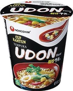Nongshim Noodle Cup