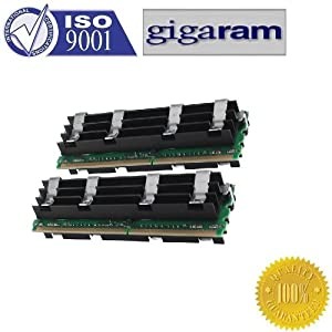 Gigaram Mac Pro 8GB (2x 4GB) DDR2-667 FB-DIMM RAM Memory Upgrade Kit