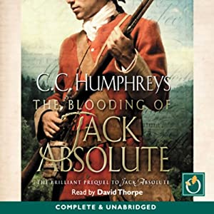 The Blooding of Jack Absolute Audiobook