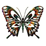 Next Innovations WA3DMBFLYMULTI Butterfly Refraxions 3D Wall Art, Medium, Multi