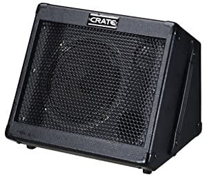 crate tx15 battery powered guitar amp combo 15w musical instruments. Black Bedroom Furniture Sets. Home Design Ideas